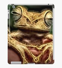 Wild nature - reptile #3 iPad Case/Skin