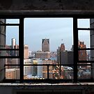 Detroit, I love you by Jon  DeBoer