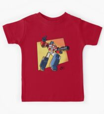 Optimus Prime Kids Clothes