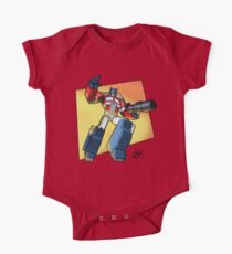 Optimus Prime One Piece - Short Sleeve