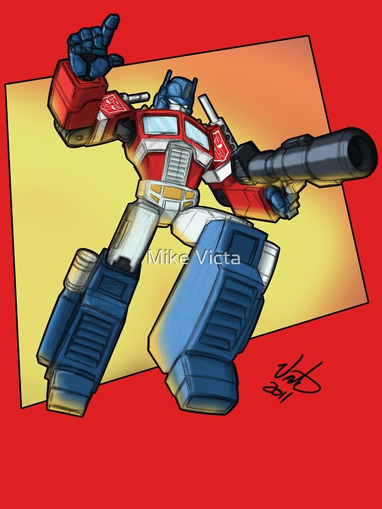 Optimus Prime von Victaboy