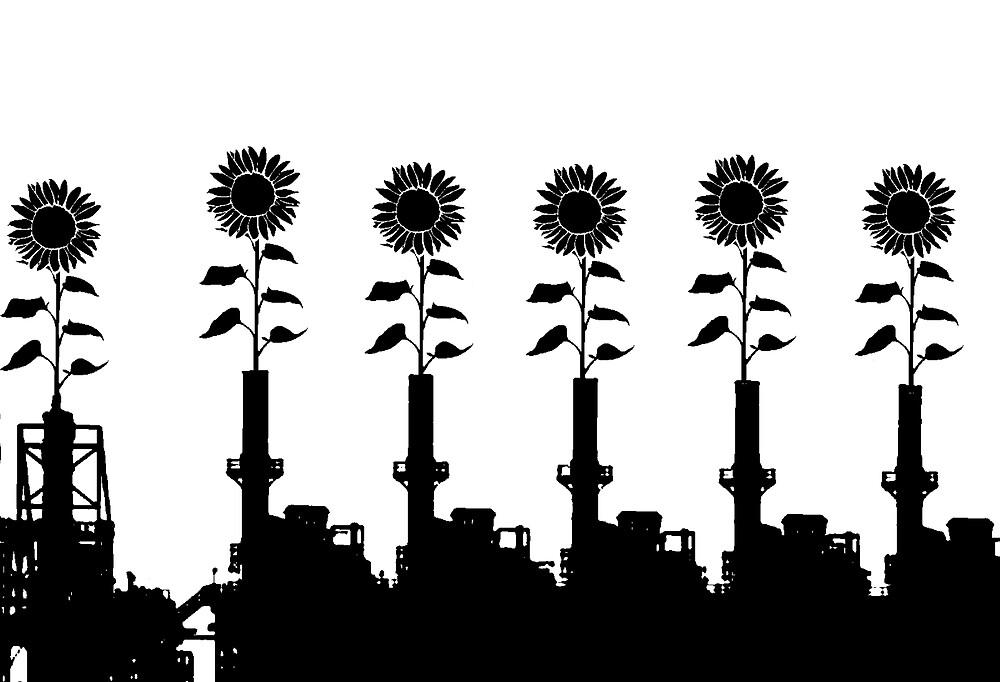 Power Plants by MARS9T8D4