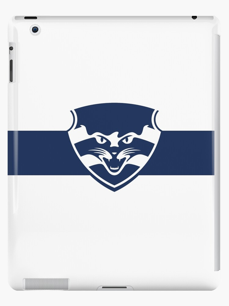 Geelong Cats 2 Ipad Case Skin By Readingrunner Redbubble