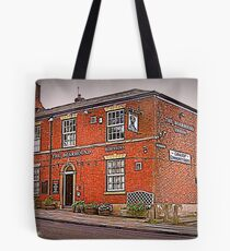The Boarhound Tote Bag