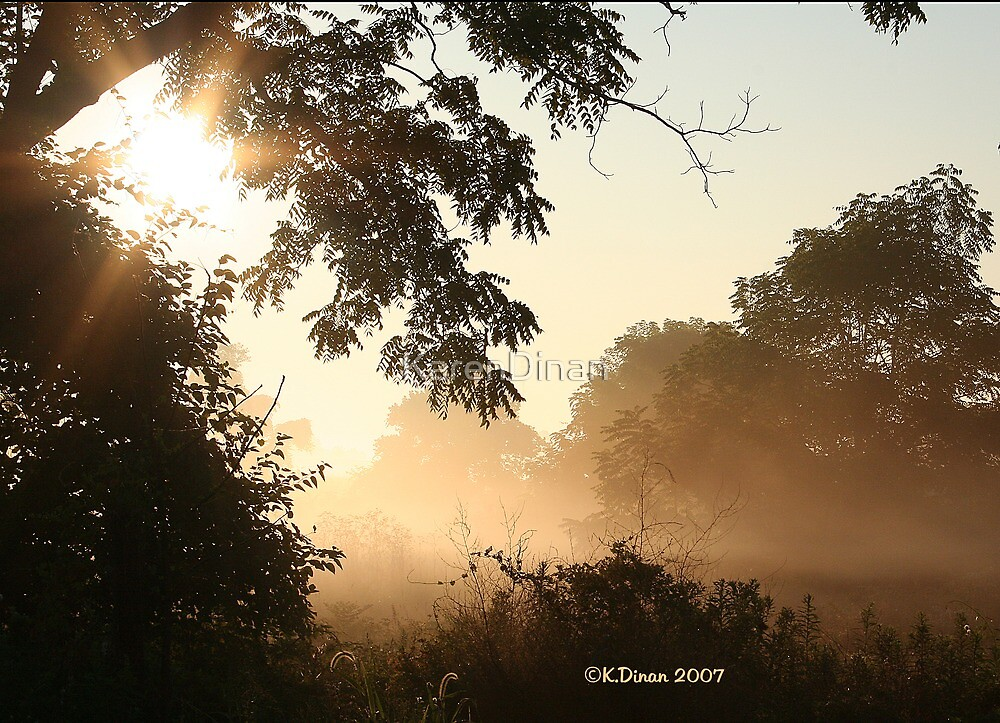 Moring Mist by KarenDinan