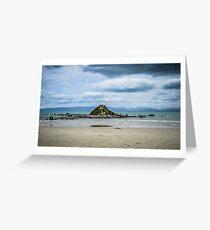 Monkey Island  NZ Greeting Card
