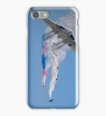 Vulcan And The Red Arrows iPhone Case/Skin