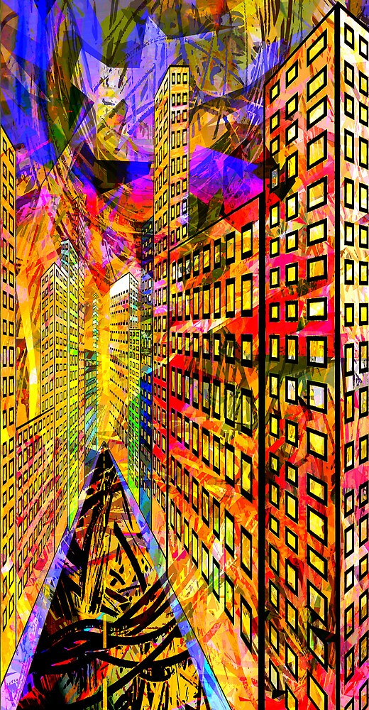 City by Troy Brown