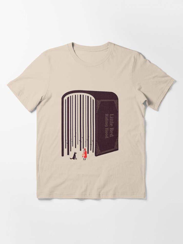 Alternate view of Little Red Riding Hood Essential T-Shirt