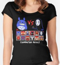 SPIRIT FIGHTER Women's Fitted Scoop T-Shirt