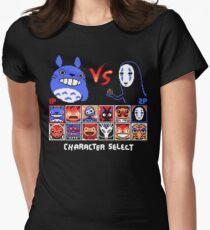 SPIRIT FIGHTER Women's Fitted T-Shirt