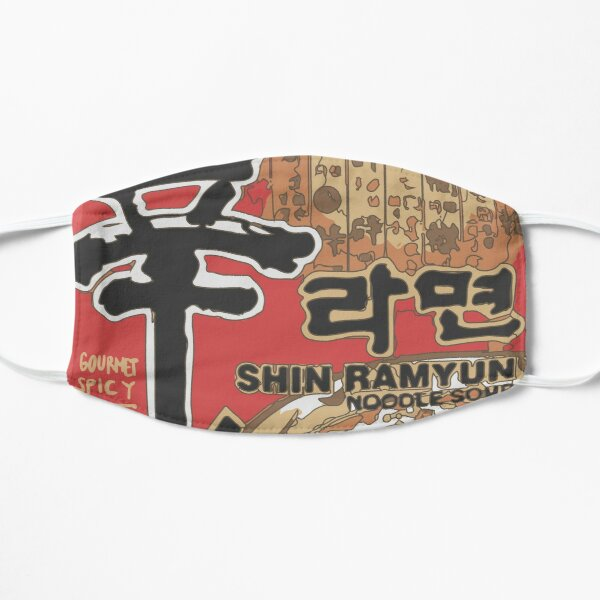 Nong Shim Ramyun Flat Mask