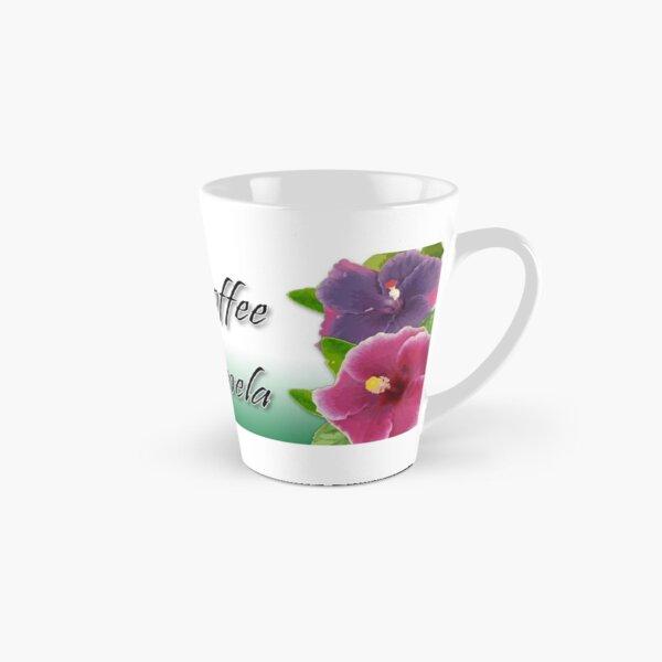 I love coffee & gumamela Tall Mug