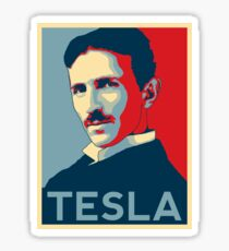 Nikola Tesla Sticker