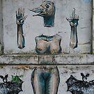 DuckHead by DAJPowell