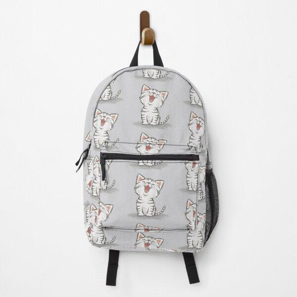 American Shorthair happy Backpack