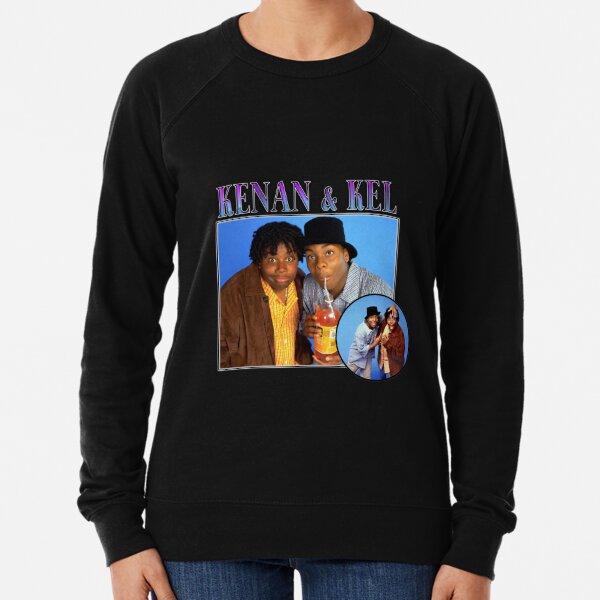Kenan & Kel Vintage Collage T-Shirt Leichter Pullover