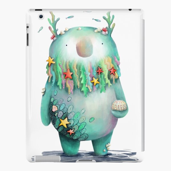 Ocean Spirit iPad Snap Case