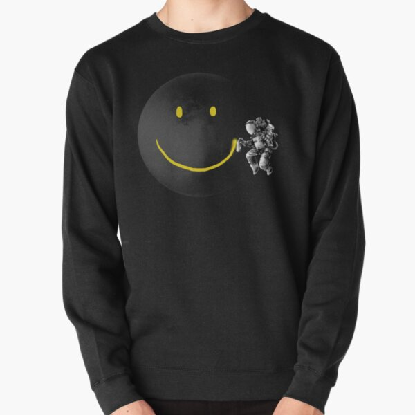 Make a Smile Pullover Sweatshirt