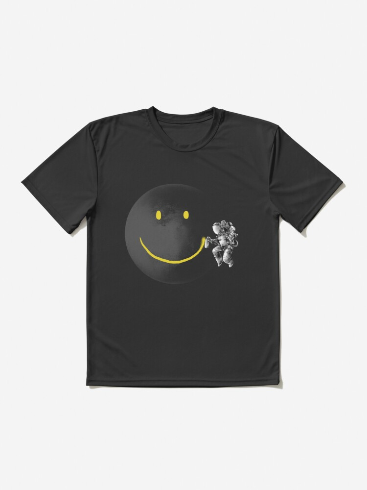 Alternate view of Make a Smile Active T-Shirt