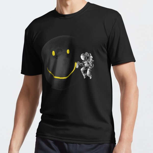 Make a Smile Active T-Shirt