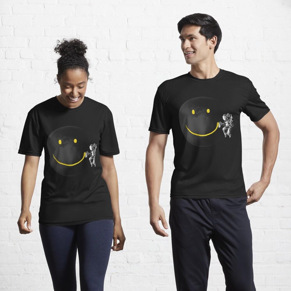 Make a Smile Active T-Shirt