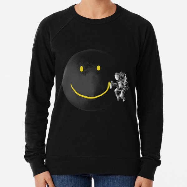 Make a Smile Lightweight Sweatshirt