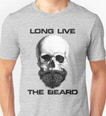 Long Live The Beard Unisex T-Shirt