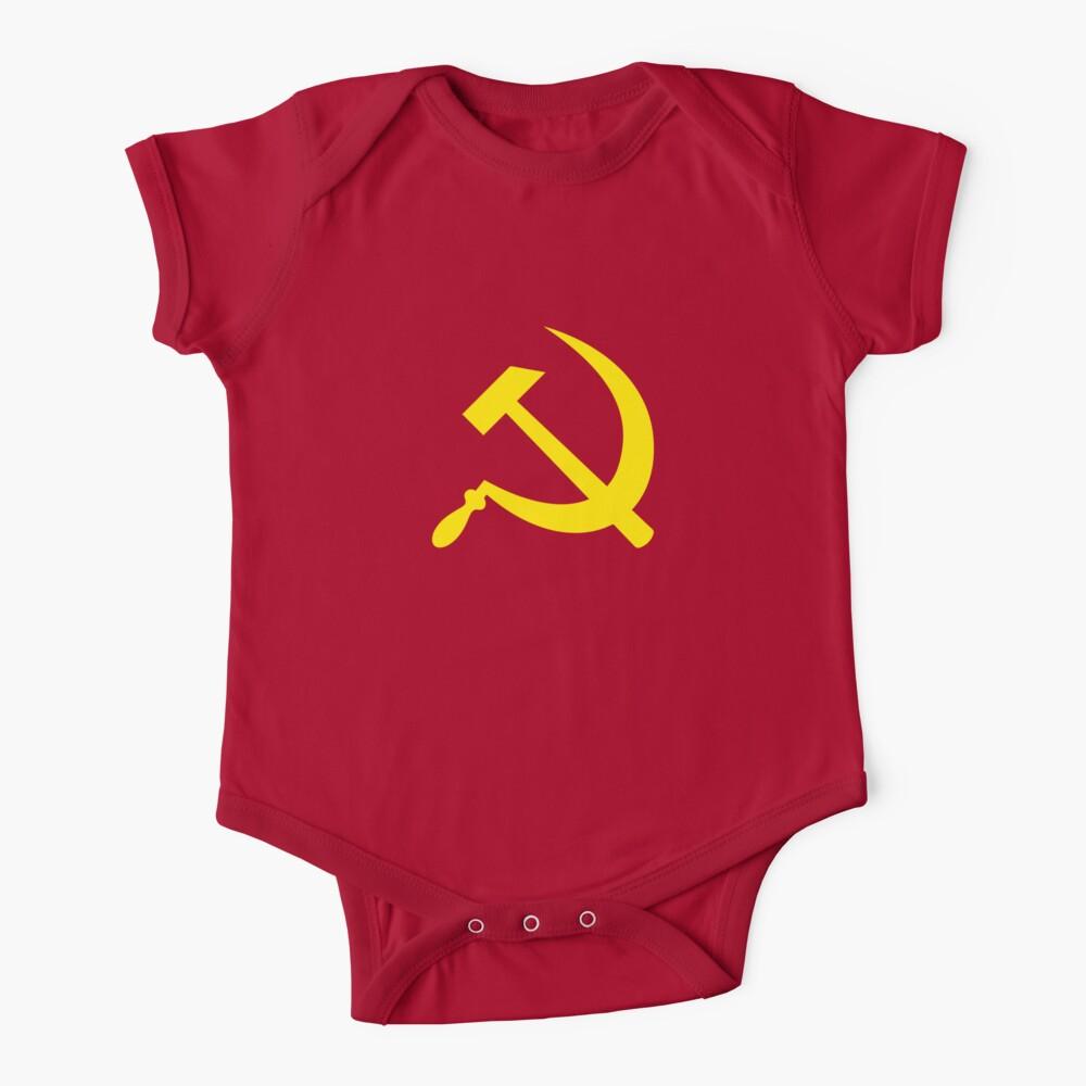 Communism Baby One-Piece