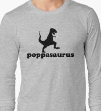 Poppasaurus for Poppa, Grand fathers and great Dads T-Shirt