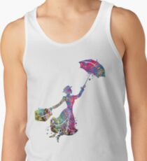 Mary Poppins Tank Top
