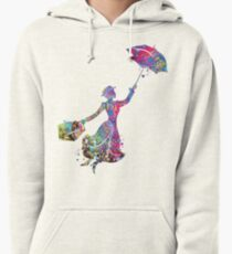 Mary Poppins Pullover Hoodie