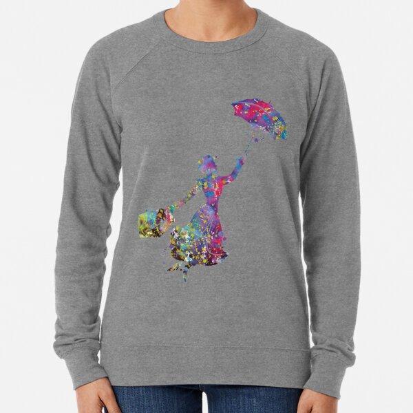 Mary Poppins Lightweight Sweatshirt