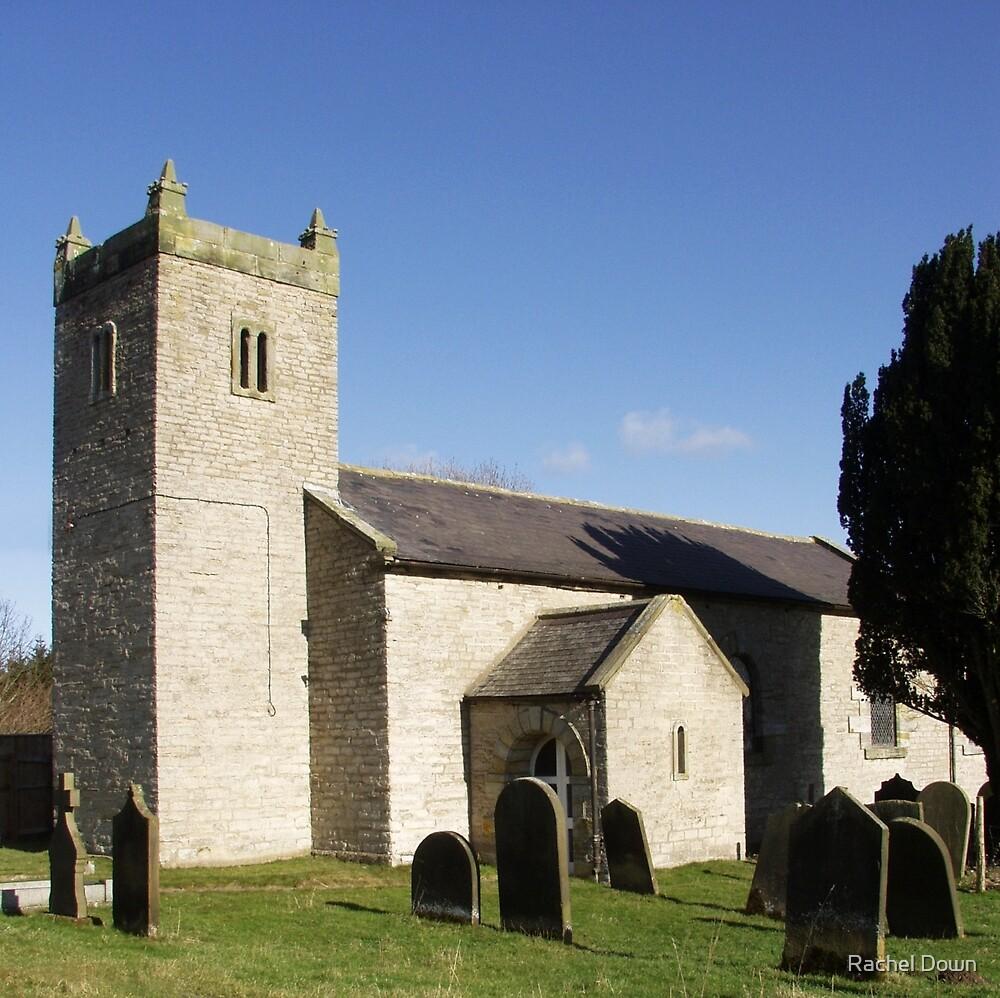 St Michael's Church, Cold Kirby by Rachel Down