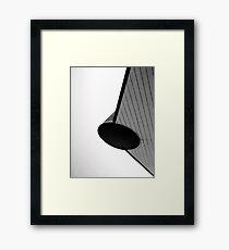 Grids Framed Print
