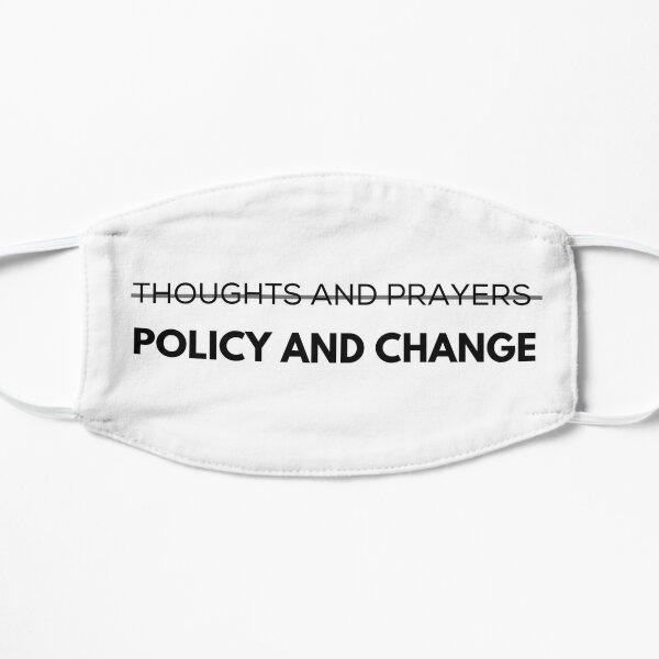 policy and change Gun Control, Gun Reform Now Mask