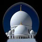 Sheikh Zayed Grand Mosque; Abu Dhabi  by Ian Mitchell