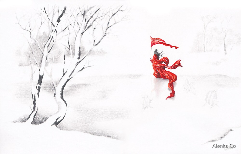 """Challenge"" by Sergei Rukavishnikov by Alenka Co"