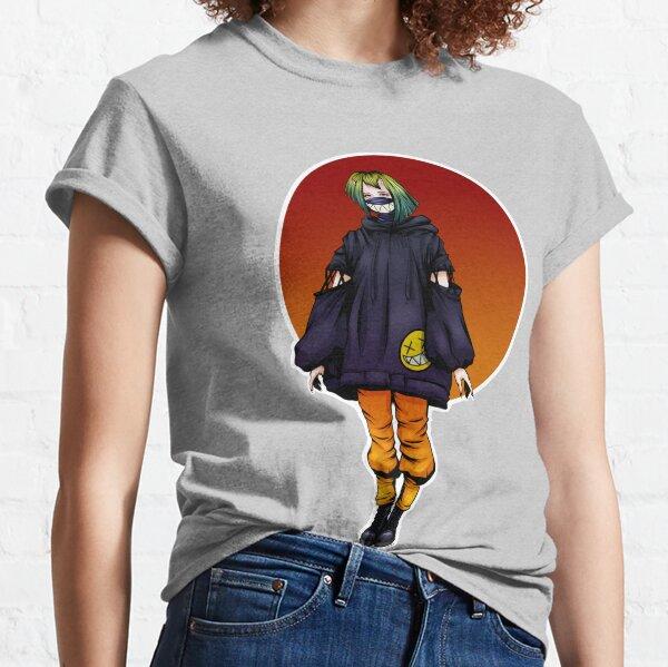 Pandemic girl by Legoya Classic T-Shirt