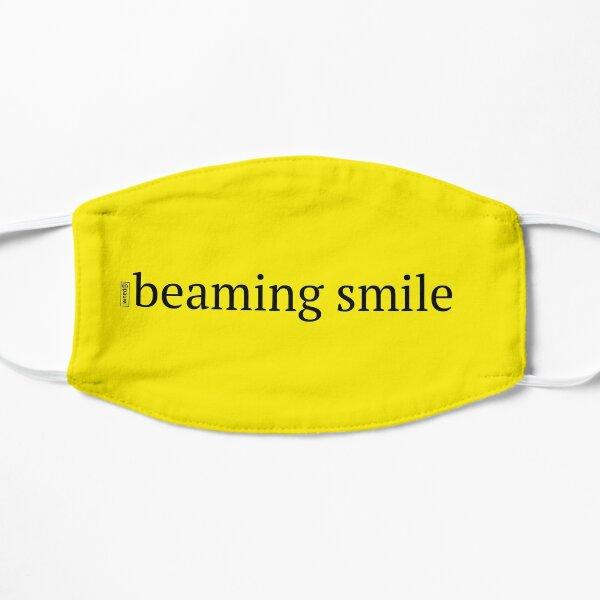 beaming smile Mask
