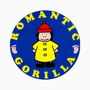 Romantic Gorilla Big by NEDEUS