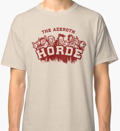 Team Horde  Classic T-Shirt