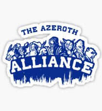 Team Alliance Sticker