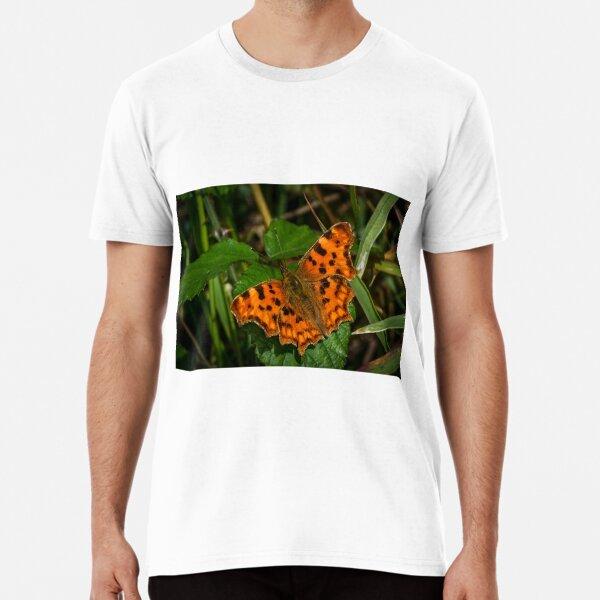 Comma Butterfly Premium T-Shirt