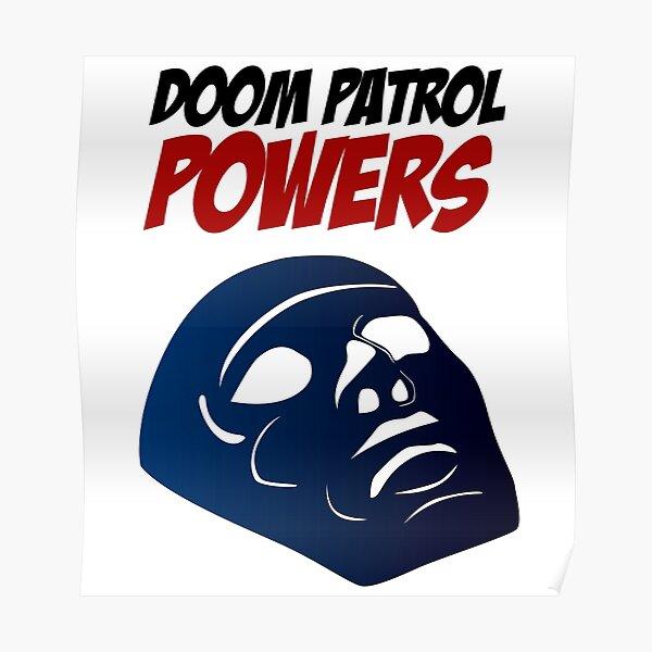 Doom Patrol Posters Redbubble