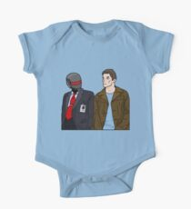 Daft Bunk Kids Clothes