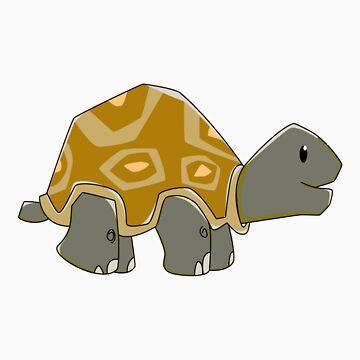 Turtle by Ignasi