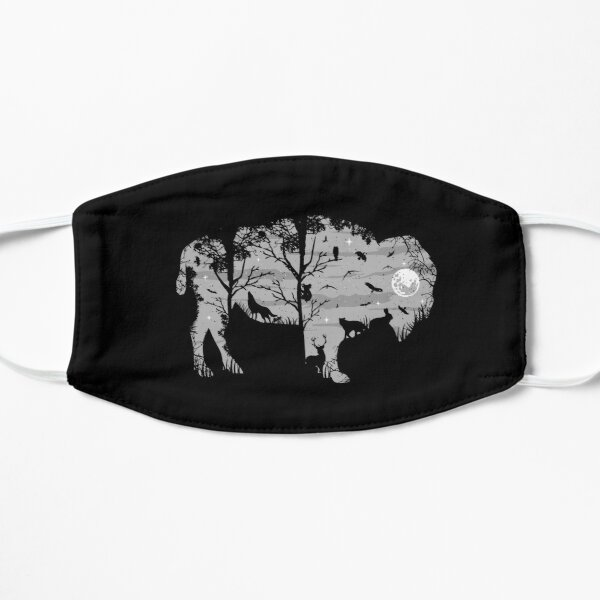 Bison Night Mask