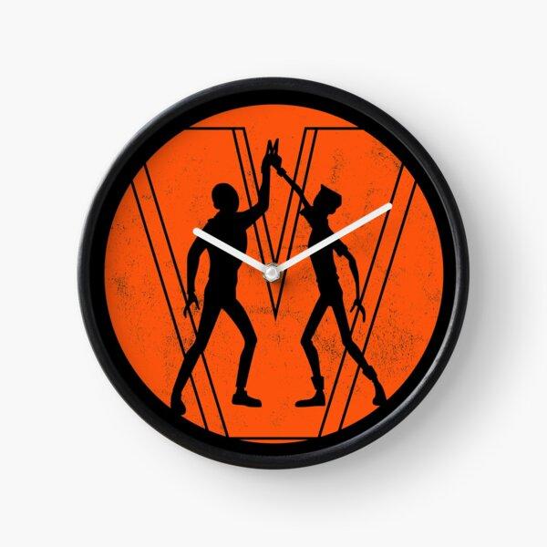 Go Team Venture! — The Venture Bros. Clock