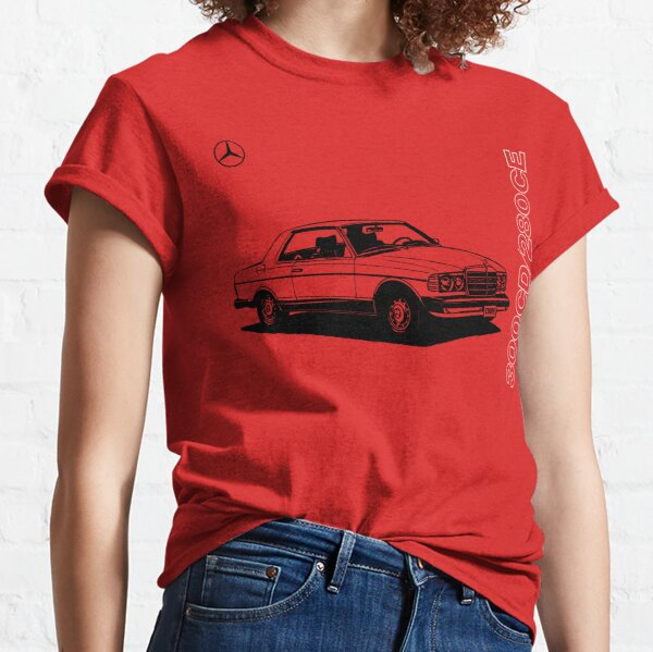 MERCEDES BENZ 280CE COUPE / 300CD COUPE Classic T-Shirt